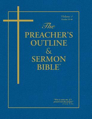 Preacher's Outline & Sermon Bible-KJV-Exodus 2