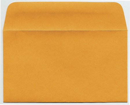 BLANK OFFERING ENVELOPES