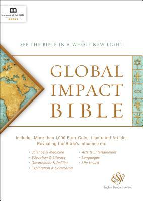 Global Impact Bible, ESV (Hardcover)