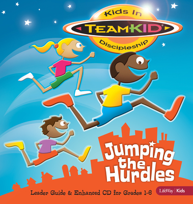 Teamkid: Jumping the Hurdles - Leader Guide & Enhanced CD