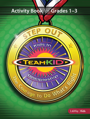 Teamkid: Step Out - Activity Book Grades 1-3