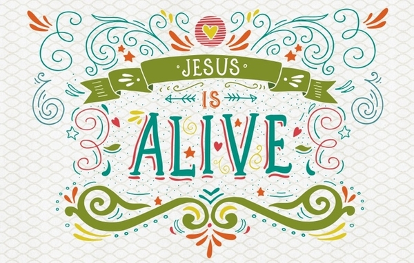 Bible Studies for Life: Kids Jesus Is Alive! Postcards Pkg. 25
