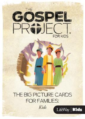 The Gospel Project for Kids: Big Picture Cards for Families: Kids - Volume 6: Exile and Return