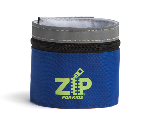 Zip for Kids: Zip Stuff Wristband
