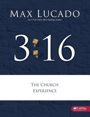 3:16 the Church Experience - Leader Kit