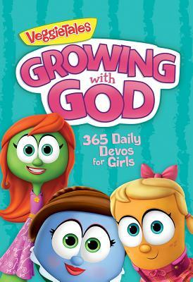 Growing with God: 365 Daily Devos for Girls