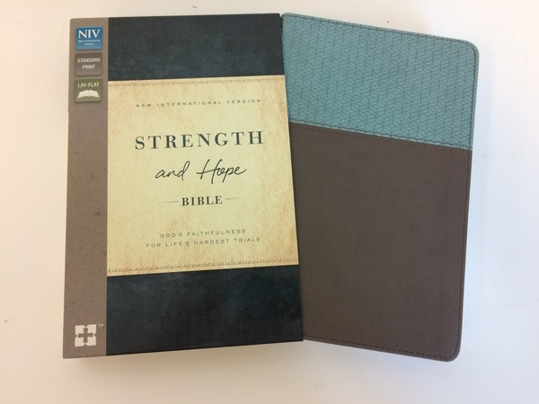 STRENGTH AND HOPE BIBLE