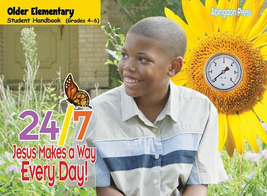 Vacation Bible School (Vbs) 2018 24/7 Older Elementary Student Handbook (Grades 4-6) (Pkg of 6): Jesus Makes a Way Every Day!
