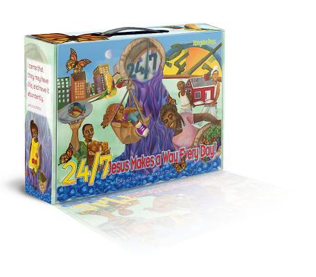 Vacation Bible School (Vbs) 2018 24/7 Starter Kit: Jesus Makes a Way Every Day!