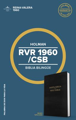Rvr 1960/CSB Biblia Bilinge, Tapa Dura: CSB/Rvr 1960 Bilingual Bible, Hard Cover
