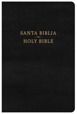 Rvr 1960/CSB Biblia Bilinge, Negro Imitacin Piel Con -Ndice: CSB/Rvr 1960 Bilingual Bible, Black Imitation Leather W/ Index