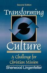 Transforming Culture, 2d ed.