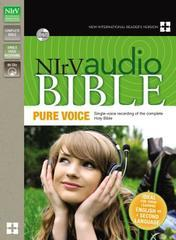 NIrV, Audio Bible: Pure Voice, Audio
