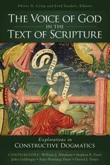Voice of God in the Text of Scripture: Explorations in Constructive Dog