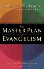 Master Plan of Evangelism - Study Guide Included