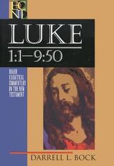 Luke, v 1
