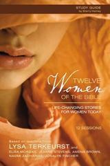 12 WOMEN OF THE BIBLE STUDY GUIDE