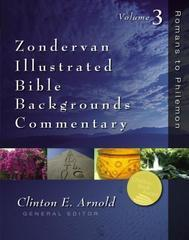 ROMANS TO PHILEMON ZONDERVAN ILLUSTRATED BIBLE BACKGROUNDS COMMENTARY