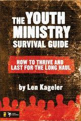 YOUTH MINISTRY SURVIVAL GUIDE