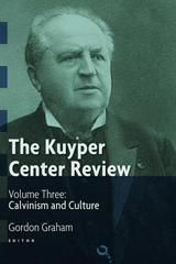 KUYPER CENTER REVIEW VOL. 3