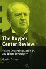 KUYPER CENTER REVIEW VOL. 1