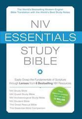 NIV ESSENTIALS STUDY BIBLE STANDARD PRINT