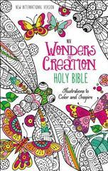 NIV WONDERS OF CREATION HOLY BIBLE
