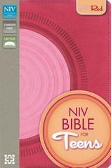NIV BIBLE FOR TEENS STANDARD PRINT HOT PINK/PINK