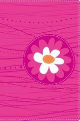 NIV, Faithgirlz! Backpack Bible: Revised Edition, Imitation Leather, Pink