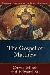 Gospel of Matthew, The (Catholic Commentary on Sacred Scripture)