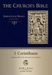 1 Corinthians: Interpreted by Early Christian Medieval Commentators (Church