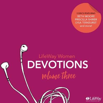 Lifeway Women Audio Devotional CD, Volume 3