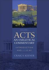 ACTS VOL 1
