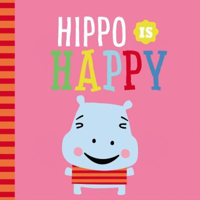 Playdate Pals Hippo Is Happy