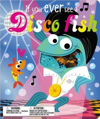 Board Book Disco Fish