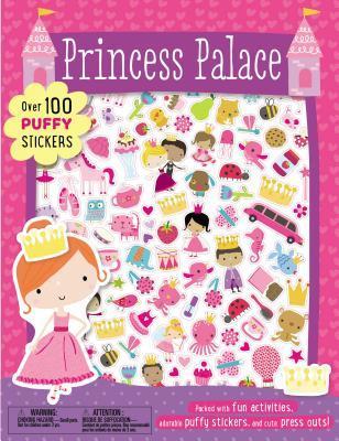 Princess Palace Puffy Sticker Book