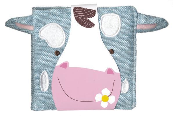 Petite Boutique Farmyard Friends Cloth Book