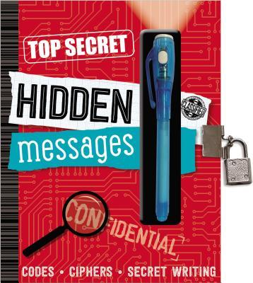 Tween Top Secret Hidden Messages