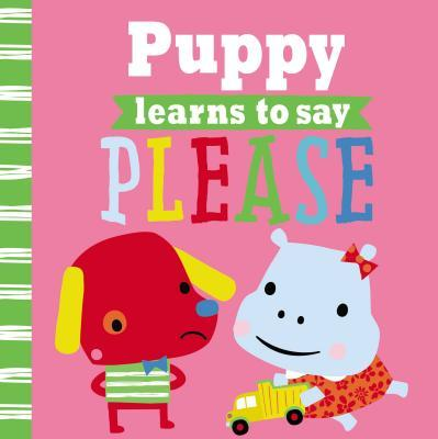 Playdate Pals Puppy Learns to Say Please