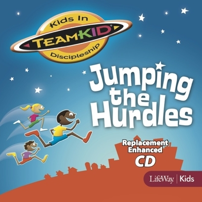 Teamkid: Jumping the Hurdles - Replacement Enhanced CD