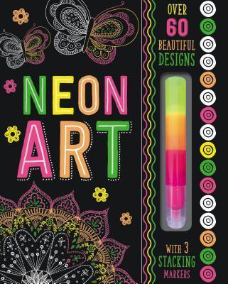 Art Book Neon Art