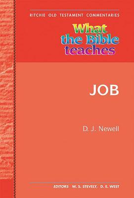Job: What the Bible Teaches, Old Testament, Vol 17