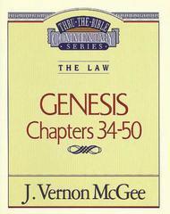 GENESIS 34-50