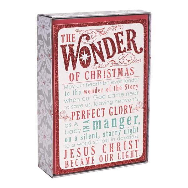 BCC-WONDER OF CHRISTMAS