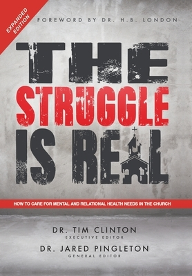 The Struggle Is Real: How to Care for Mental and Relational Health Needs in the Church
