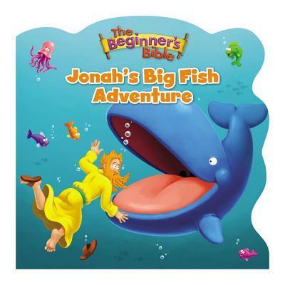 The Beginner's Bible Jonah's Big Fish Adventure