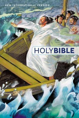 Niv, Children's Holy Bible, Paperback