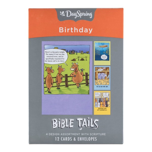 BD-BIBLE TAILS