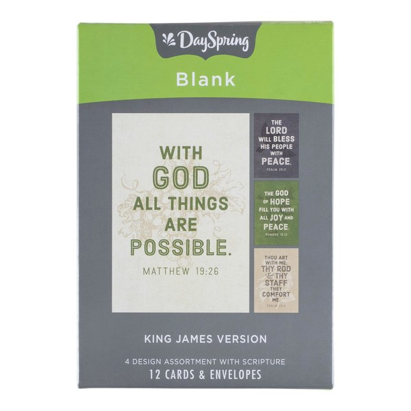 BLANK SCRIPTURE ALL OCCASION  FULL CO