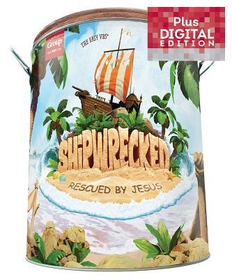 Shipwrecked Vbs Ultimate Starter Kit Plus Digital